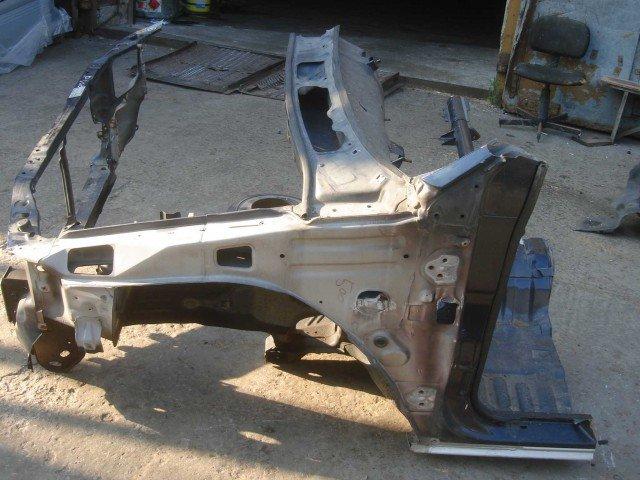 Mm-n43arr подушка двигателя задняя at (mitsubishi rvr n11w/n13w/n21w/n21wg/n23w/n23wg/n28), febest