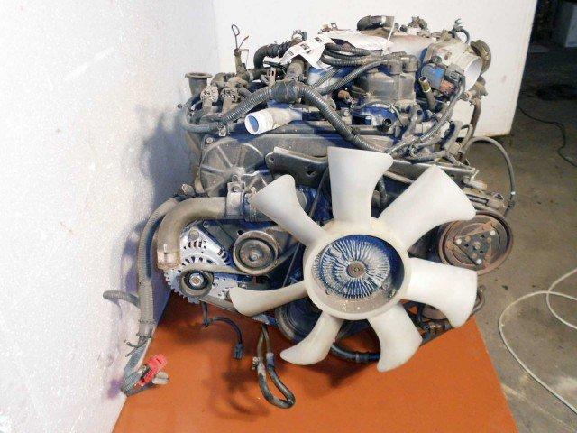 Двигатель в ниссан террано 2014