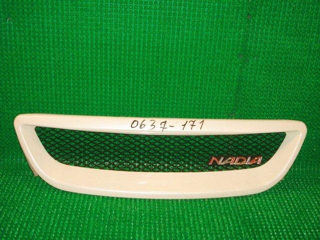 стайлинговая решетка радиатора на toyota nadia