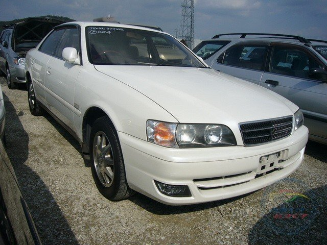 Авто в разборе TOYOTA CHASER AVANTE 4DOOR SEDAN