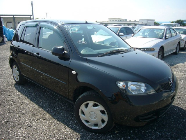 Авто в разборе MAZDA DEMIO CASUAL 5DOOR WGN