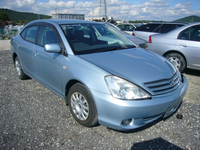 Авто в разборе TOYOTA ALLION A15 4DOOR SEDAN