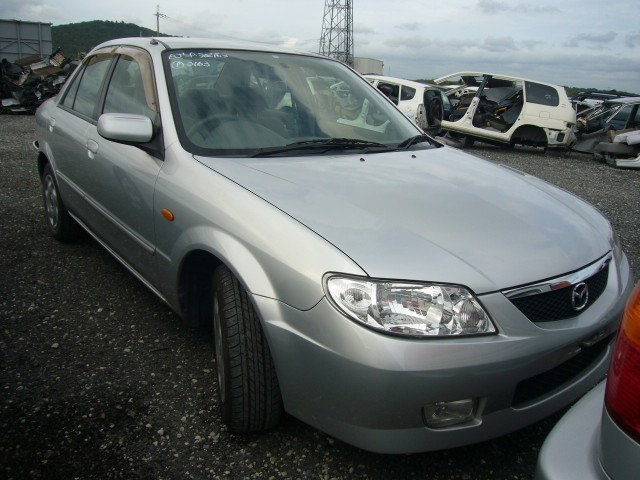 Авто в разборе MAZDA FAMILIA LS 4DOOR SEDAN