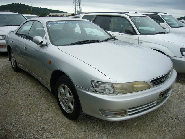 Авто в разборе TOYOTA CARINA ED V LIMITED 4DOOR SEDAN