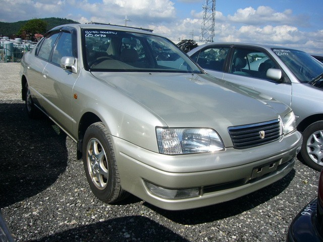 Авто в разборе TOYOTA CAMRY ZX G PACKAGE 4DOOR SEDAN
