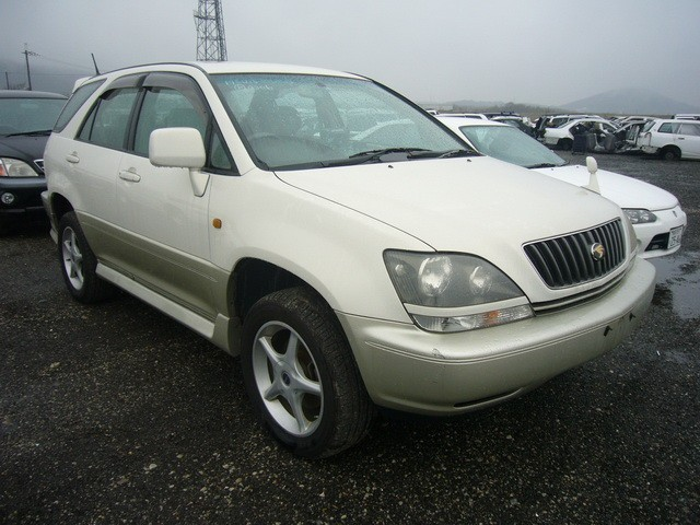 Авто в разборе TOYOTA HARRIER 3.0FOUR G PACKAGE 4WD