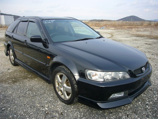 Авто в разборе HONDA ACCORD WAGON SiR SPORTIA