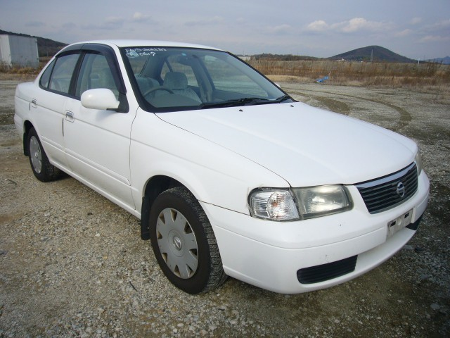 Авто в разборе NISSAN SUNNY EX SALOON 70TH SD