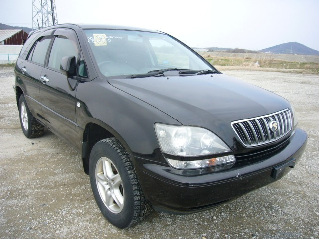 Авто в разборе TOYOTA HARRIER 3.0 FOUR IR VERSION